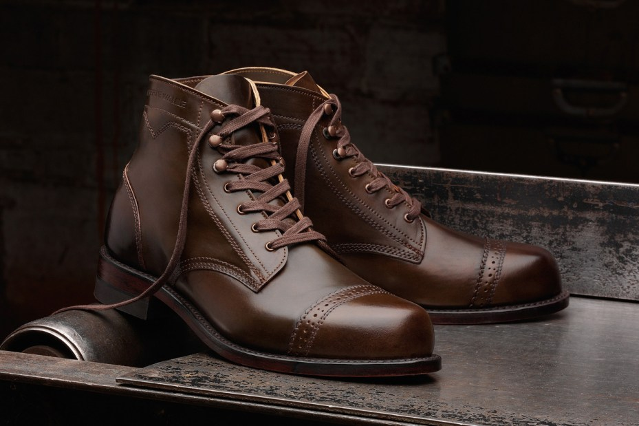 Image of Wolverine Special Edition 744LTD Boot in Shell Cordovan No. 449
