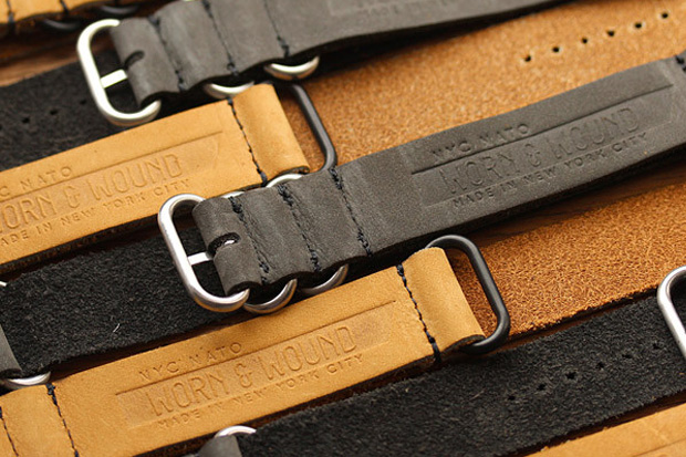 Image of worn&wound Launches New Line of American-Made Watch Straps