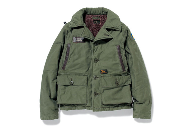 Image of WTAPS 2012 Fall/Winter AL-1 JACKET