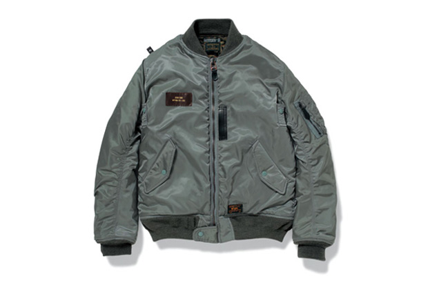 Image of WTAPS 2012 Fall/Winter MA-1 JACKET