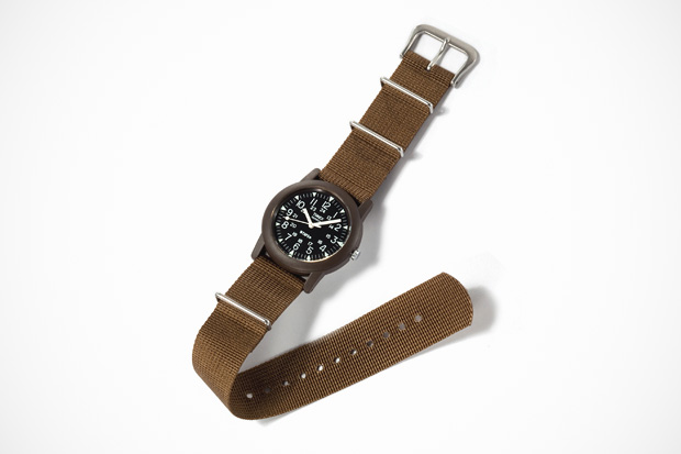Image of WTAPS x Timex 2012 Fall/Winter Military Watch