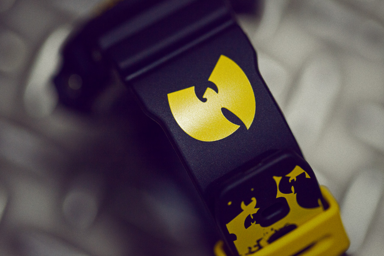 Image of Wu-Tang x Casio G-Shock DW-6900: A Closer Look
