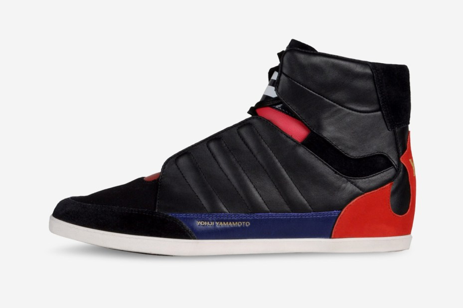 Image of Y-3 2012 Fall/Winter Honja High