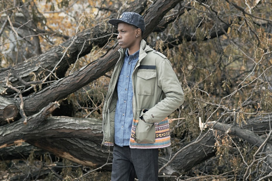 Image of 10.Deep 2012 Holiday Delivery 1 Lookbook