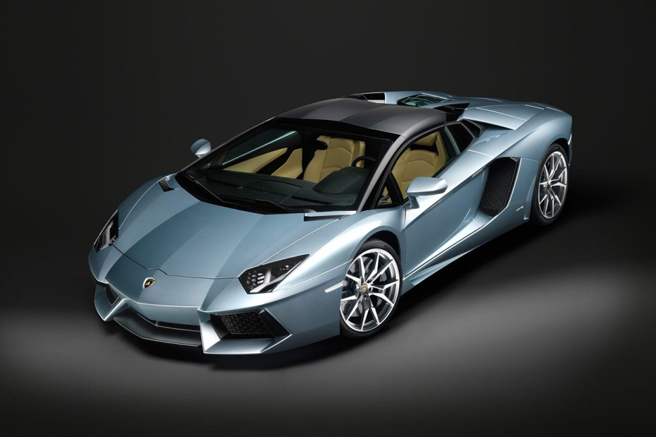 Image of The 2013 Aventador Roadster Dubbed the Most Exciting Lamborghini Ever Built