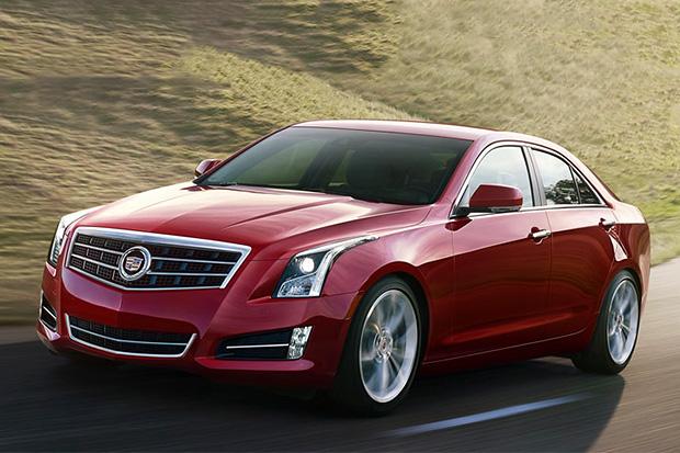 Image of 2013 Cadillac ATS