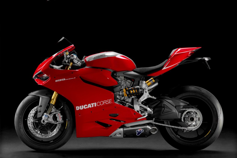 Image of 2013 Ducati 1199 Panigale R