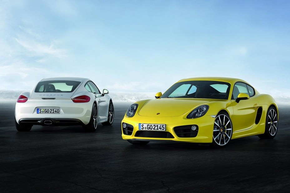 Image of 2013 Porsche Cayman
