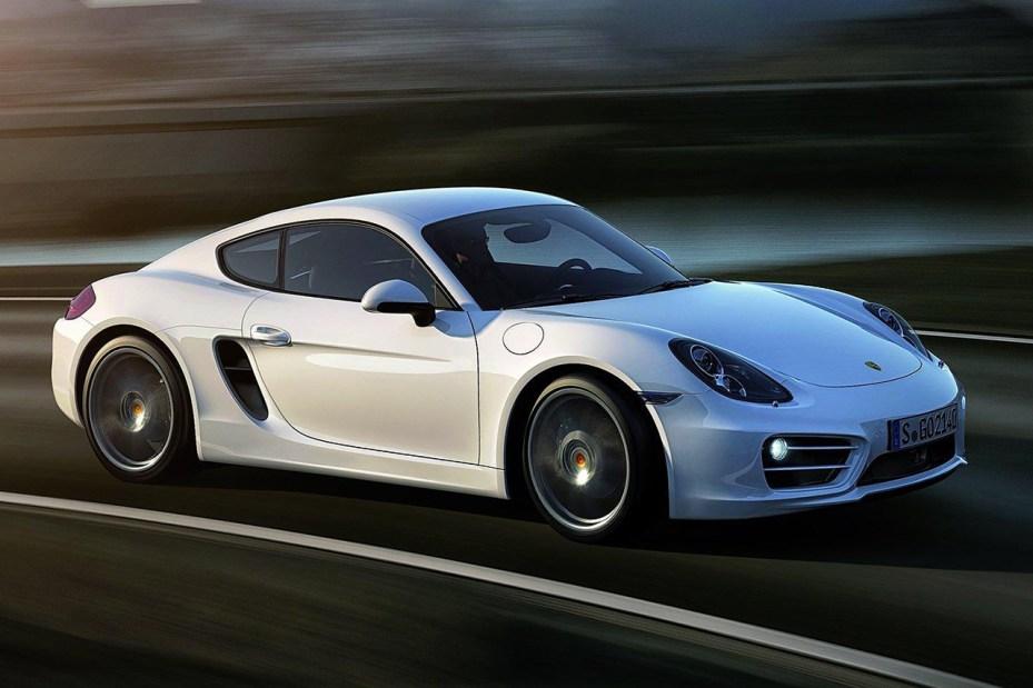 Image of 2013 Porsche Cayman