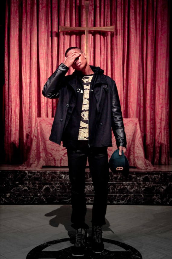 Image of Black Scale 2012 Fall/Winter &quot;DESIRE&quot; Lookbook 