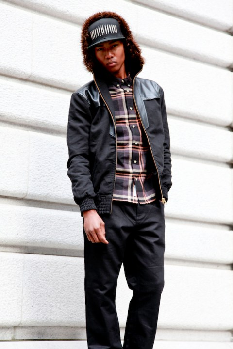 "Image of Black Scale 2012 Fall/Winter ""DESIRE"" Lookbook"
