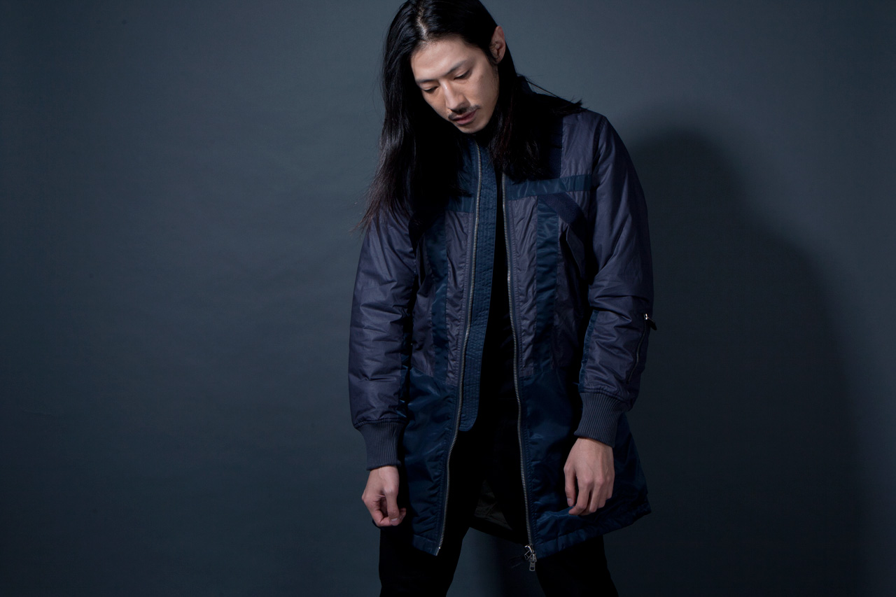 Image of maharishi 2012 Fall/Winter New Releases