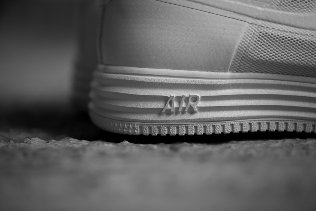 Image of A Closer Look into the Nike Lunar Force 1
