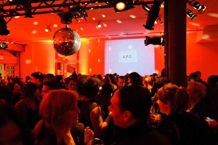 Image of A.P.C. 25th Anniversary Event Recap