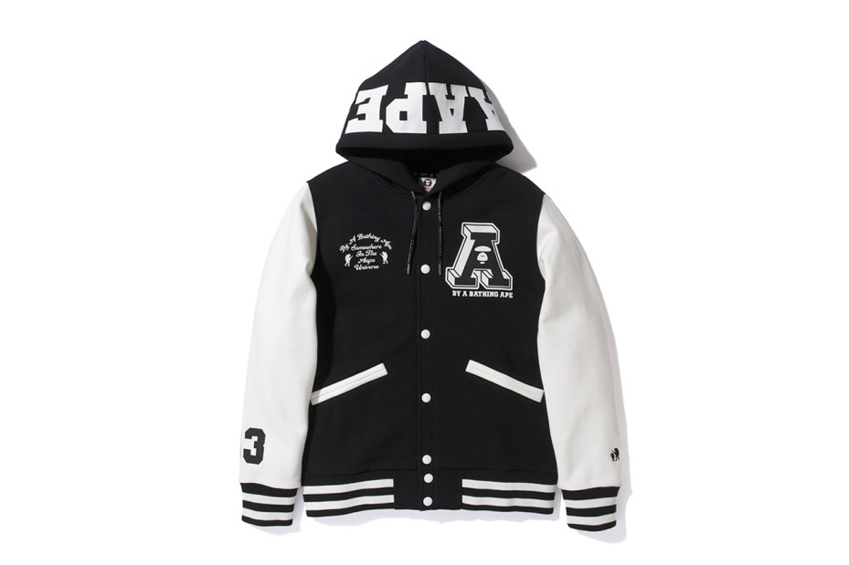 Image of AAPE by A Bathing Ape 2012 Winter Collection