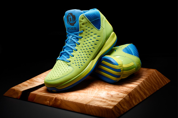 "Image of adidas D Rose 3 ""90s Throwback"""