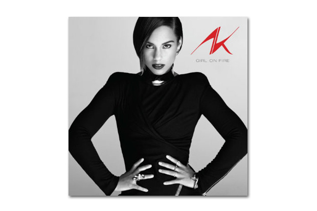 Image of Alicia Keys – Girl On Fire (Album Stream)