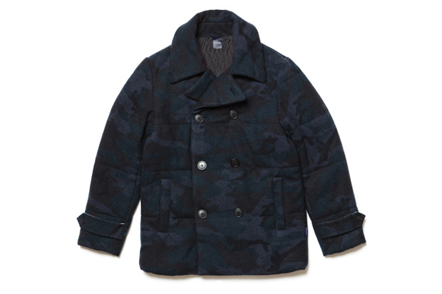 Image of APPLEBUM Melton Wool P-Coat