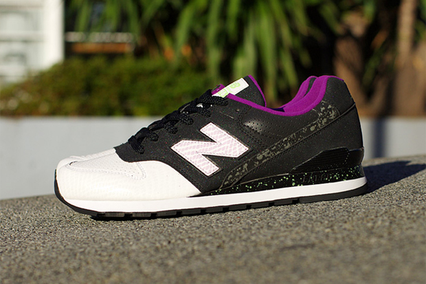 "Image of atmos x New Balance 996 ""FACE OFF 3"""
