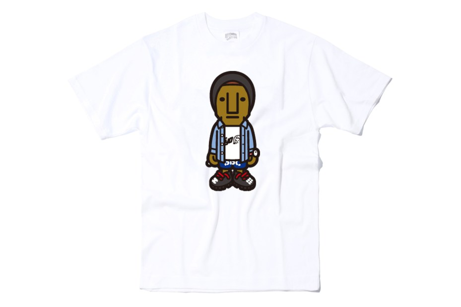 "Image of Billionaire Boys Club Tokyo ""Pharrell Meet & Greet"" T-Shirt"