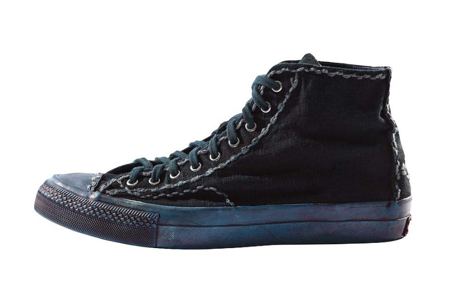 Image of BLACK SENSE MARKET x visvim 2012 Fall/Winter SKAGWAY SASHIKO