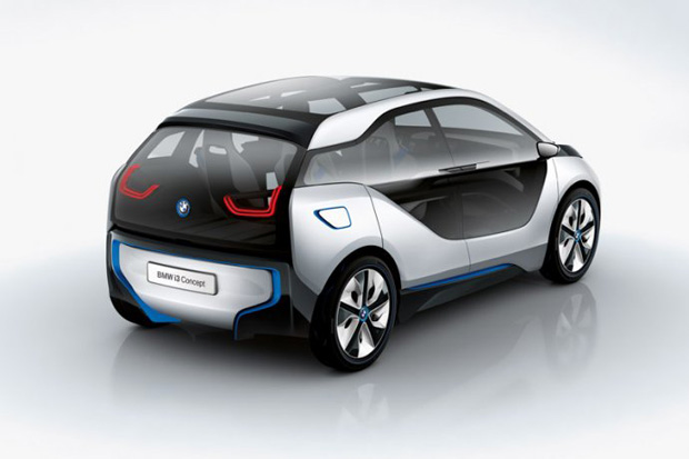 Image of BMW i3 Concept