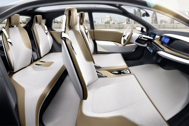 Image of BMW i3 Concept
