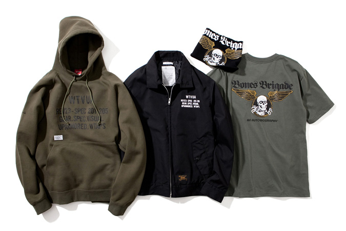 Image of Bones Brigade x WTAPS 2012 Fall/Winter Collection