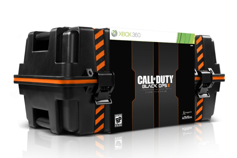 Image of Call of Duty: Black Ops II Care Package
