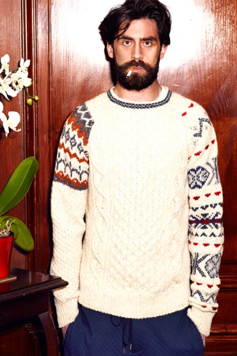 Image of Casely-Hayford 2012 Fall/Winter Knitwear Releases