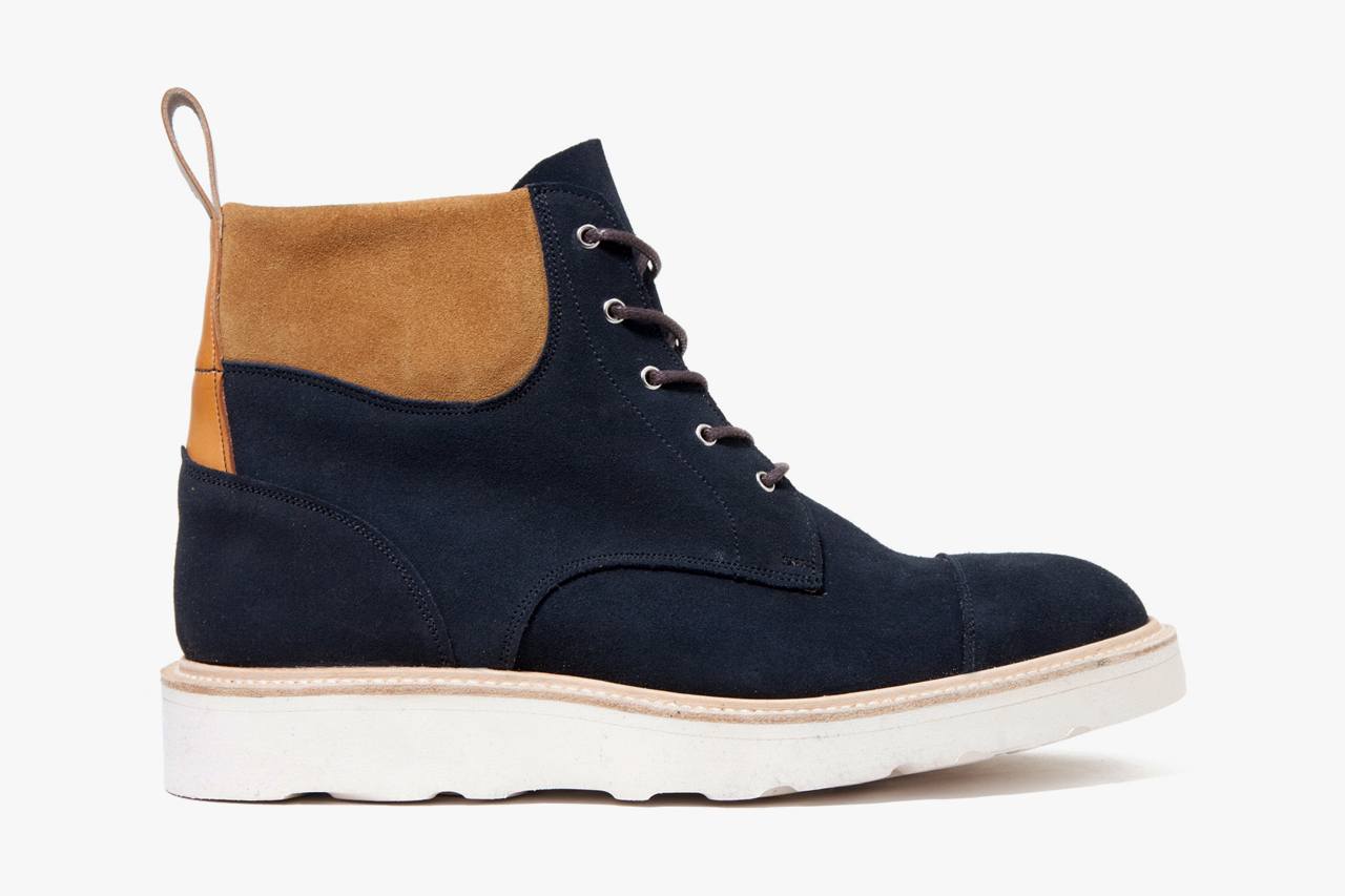 Image of CASH CA x Tricker's 2012 Fall/Winter Derby Boots