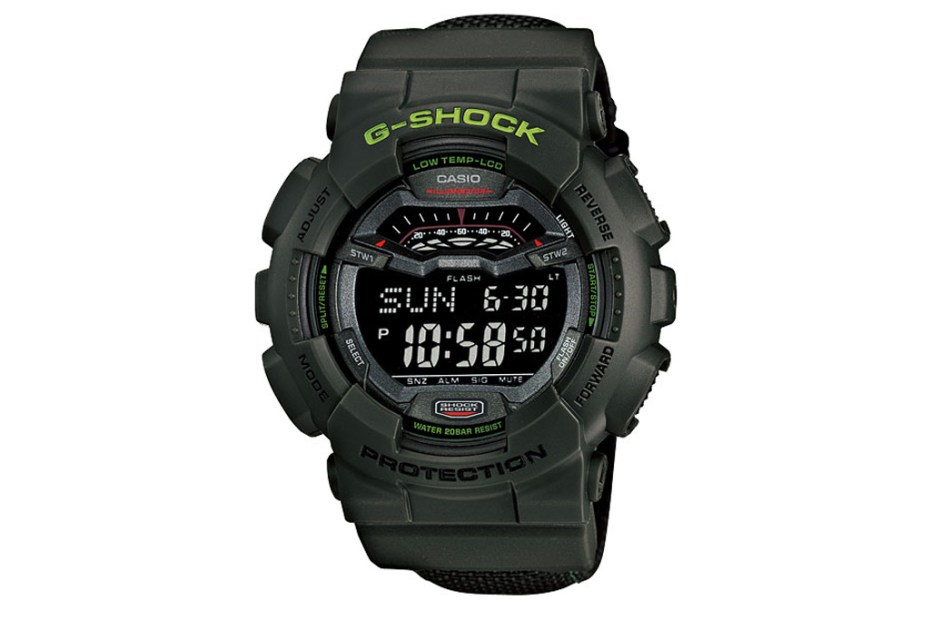 Image of Casio G-Shock GLS-100