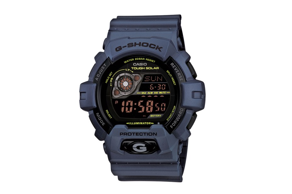 Image of Casio G-Shock GR7900NV-2 and GR8900NV-2 Solar Military