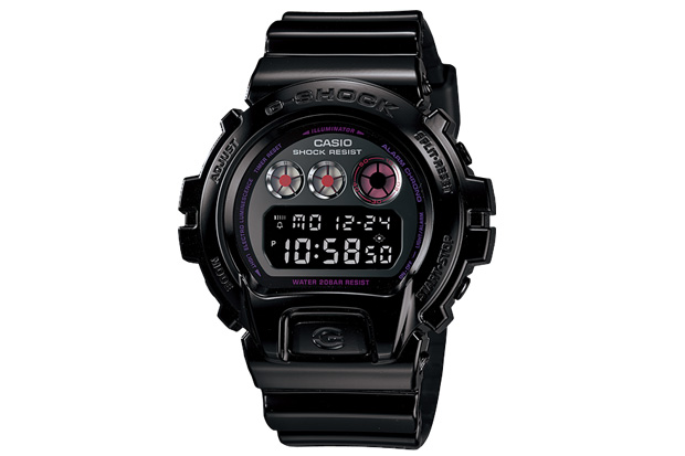 "Image of Casio G-Shock Lovers Collection DW-6900 ""Blackberry"""