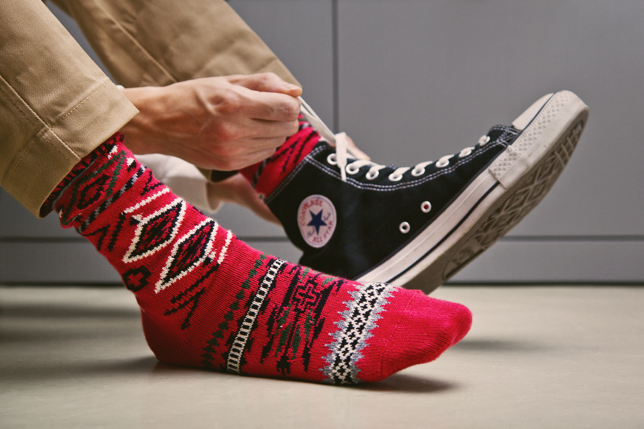 Image of CHUP 2012 Fall/Winter New Sock Releases