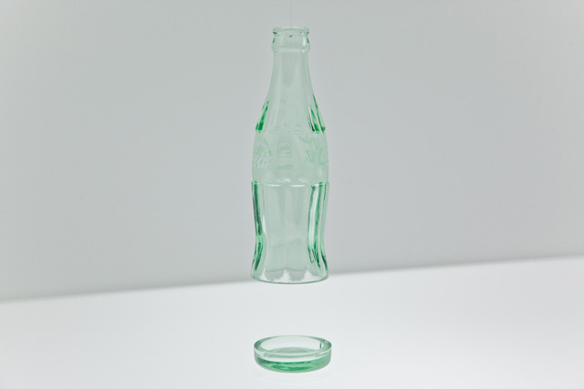 Image of Coca-Cola &quot;Bottleware&quot; Exhibition by nendo @ DESIGNTIDE TOKYO 2012