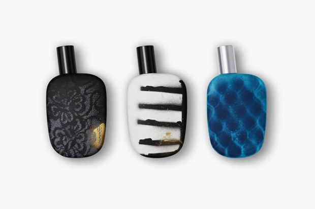 "Image of COMME des GARCONS 2012 ""by the sea"" Fragrances"