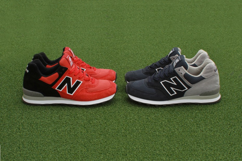"Image of Concepts x New Balance 574 ""Home vs. awaY"" Pack"