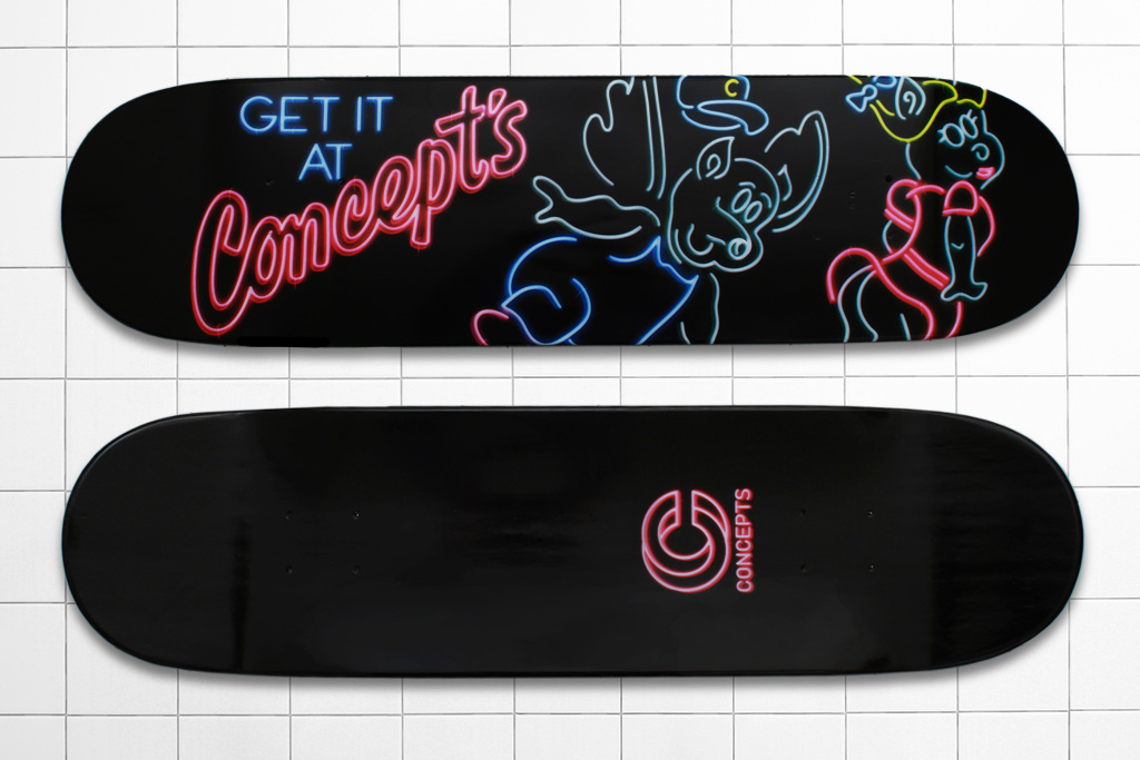 "Image of Winner Announced! Concepts x Nike SB 2012 ""When Pigs Fly"" Dunk Hi"