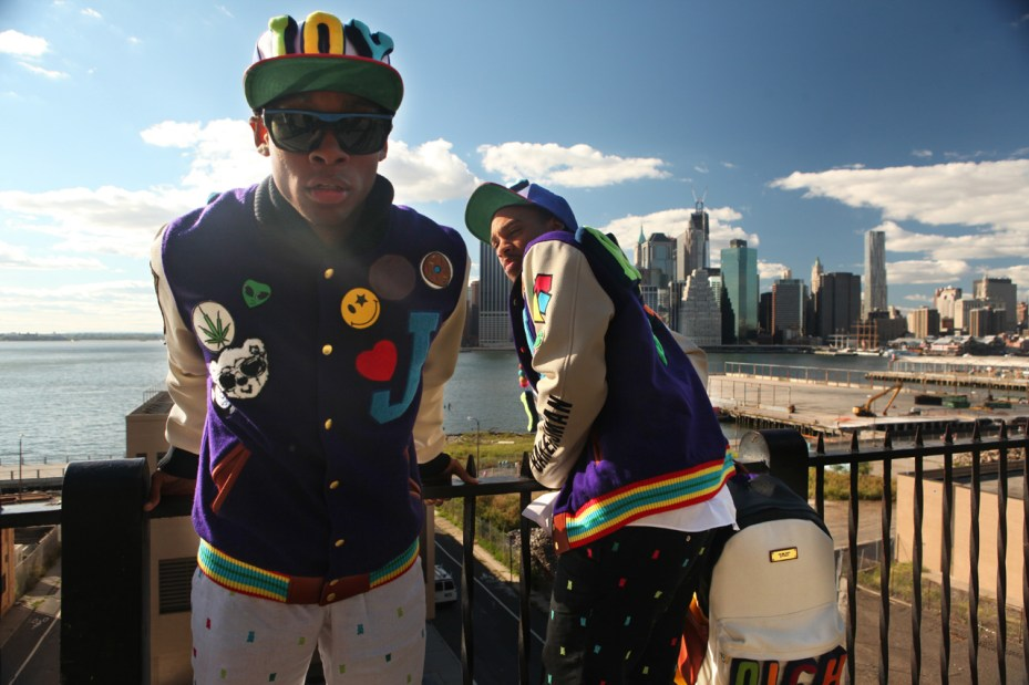 """Image of Dee & Ricky x JOYRICH 2012 """"Wearable Plush Attire"""" Capsule Collection"""