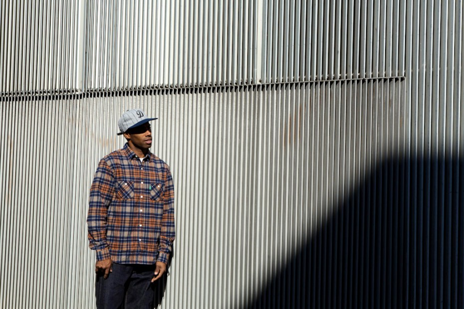 Image of Delicious 2012 Fall/Winter Lookbook featuring Mike Hernandez