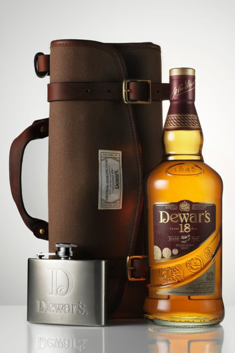 Image of Dewar's x Freemans Sporting Club Travel Roll