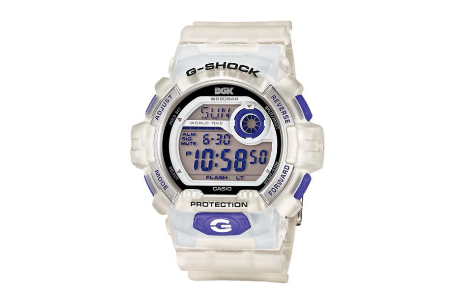 Image of DGK x Casio G-Shock 7JR G-8900DGK