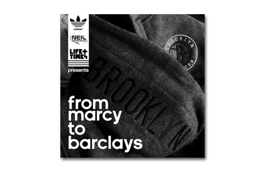 Image of DJ Neil Armstrong x adidas 'From Marcy to Barclays' Mixtape