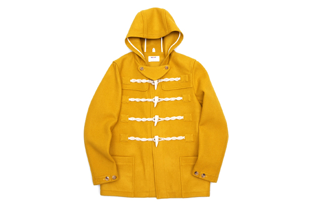 Image of Edifice x Present London Melton Duffle Coat