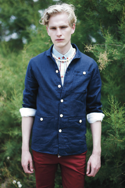 Image of Eleven Paris 2013 Spring/Summer Lookbook