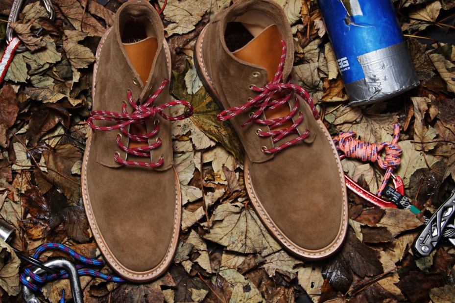 "Image of End Hunting Co. x Tricker's ""Trail Pack"""