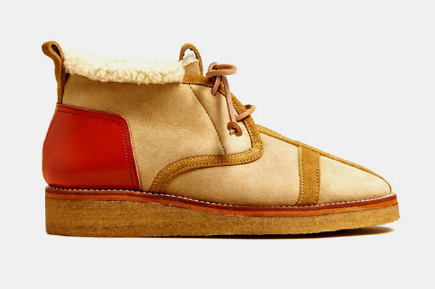 Image of EOTOTO 2012 Fall/Winter Shearling Lined Mouton Boot