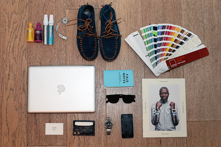 Image of Essentials: David Obadia of BWGH