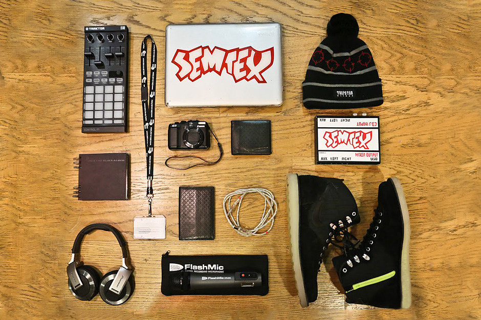Image of Essentials: DJ Semtex